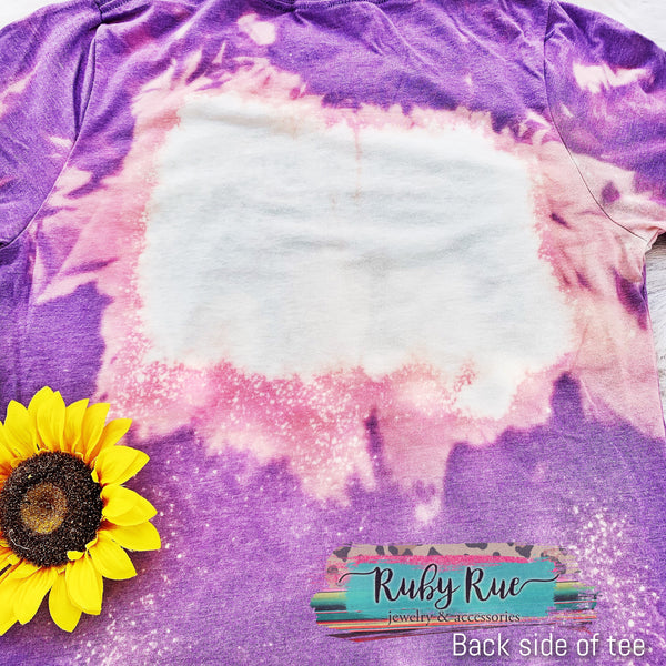Hocus Pocus Bleached Tee - Ruby Rue Jewelry & Accessories