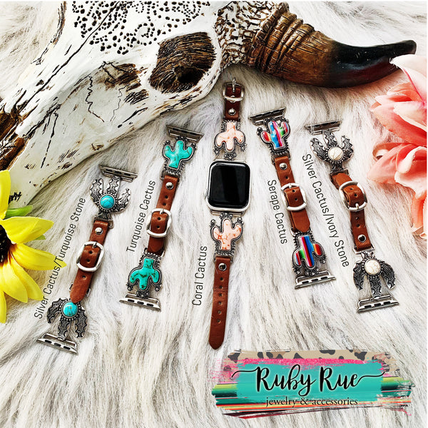 Calamity Jane Apple Watch Bands - Ruby Rue Jewelry & Accessories