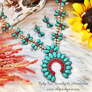 The Mojave Squash - Ruby Rue Jewelry & Accessories