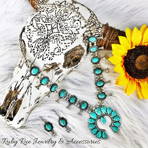 The Sarah Squash Set - Ruby Rue Jewelry & Accessories