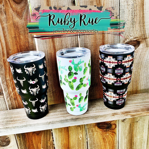 Ruby Rue Tumblers - Ruby Rue Jewelry & Accessories