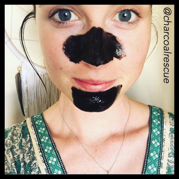 Triple it! Charcoal Blackhead Peel-Off Mask
