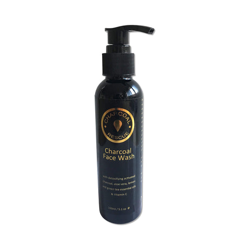 Charcoal, Lemon & Green Tea Face Wash 150ml