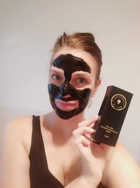 Double it! Charcoal Blackhead Peel-off Masks