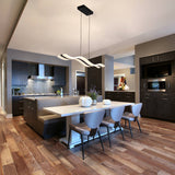 UNITARY BRAND Vintage Crystal Pendant Light Max 180W With 3 Lights Painted Finish - unitarylighting