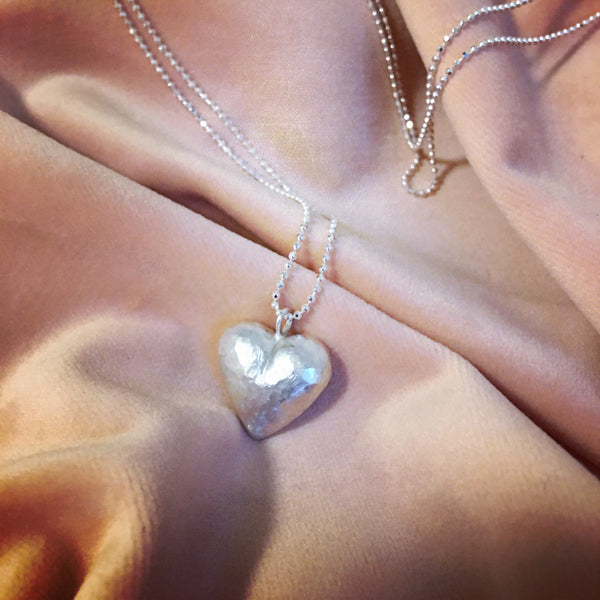 Happy Heart Necklace