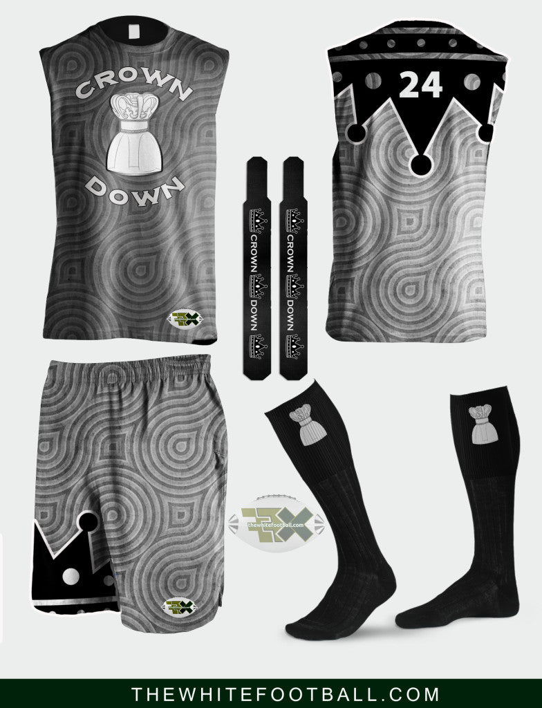 Flag Football Set - Crown N Down