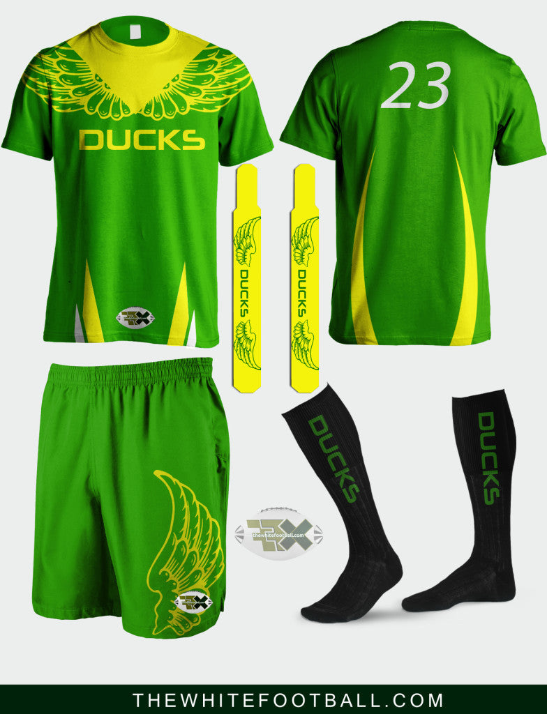Flag Football Set - Ducks