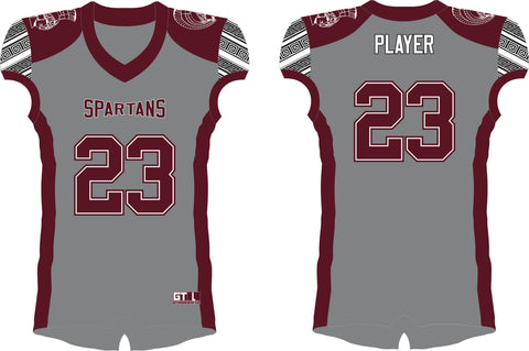 Boardmen Spartans Tackle Jersey