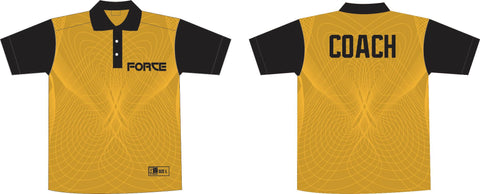 FORCE Coaches Polo
