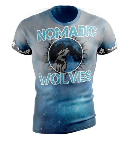 Flag Football - Nomadic Wolves