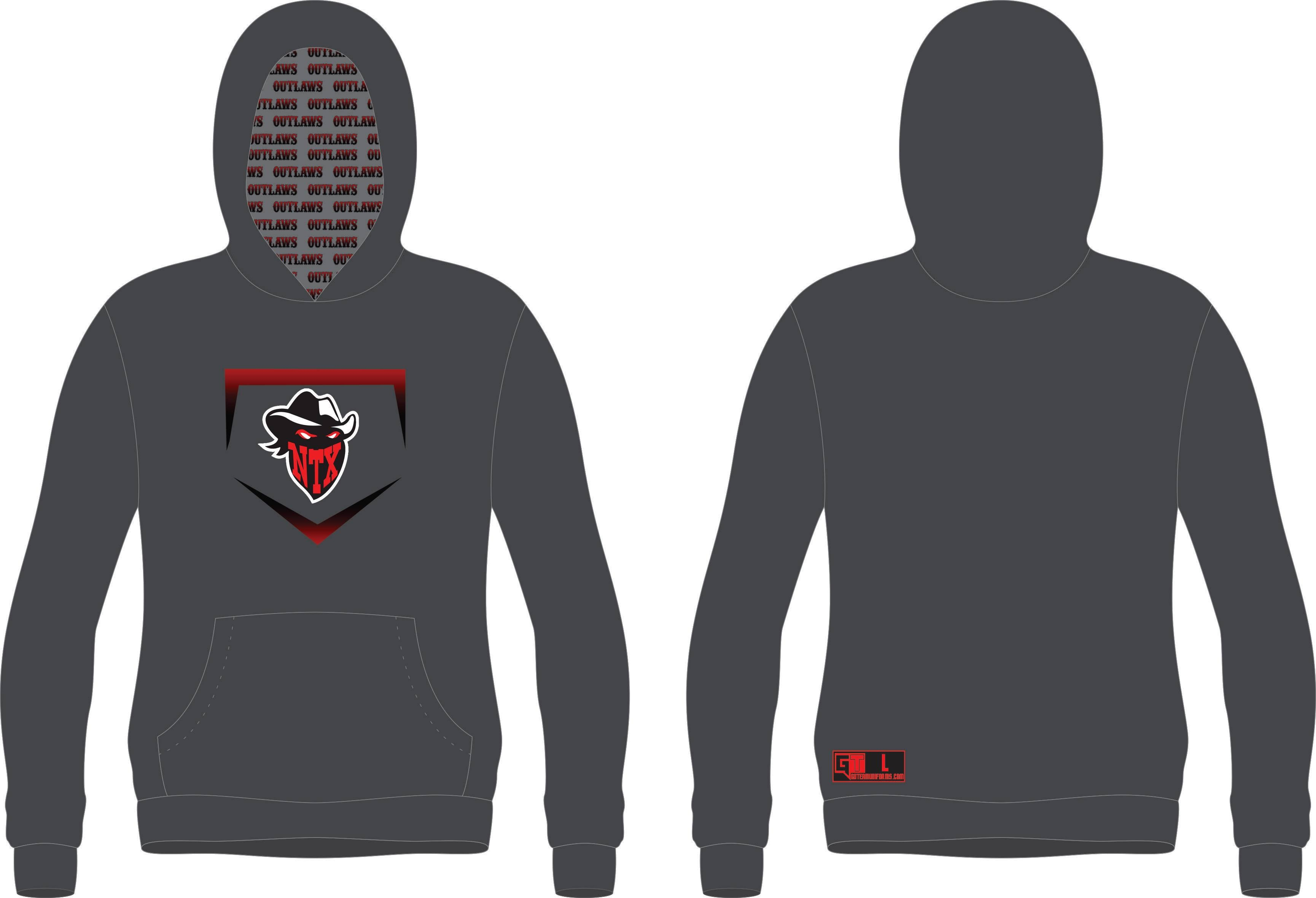 NTX Outlaws Hoody