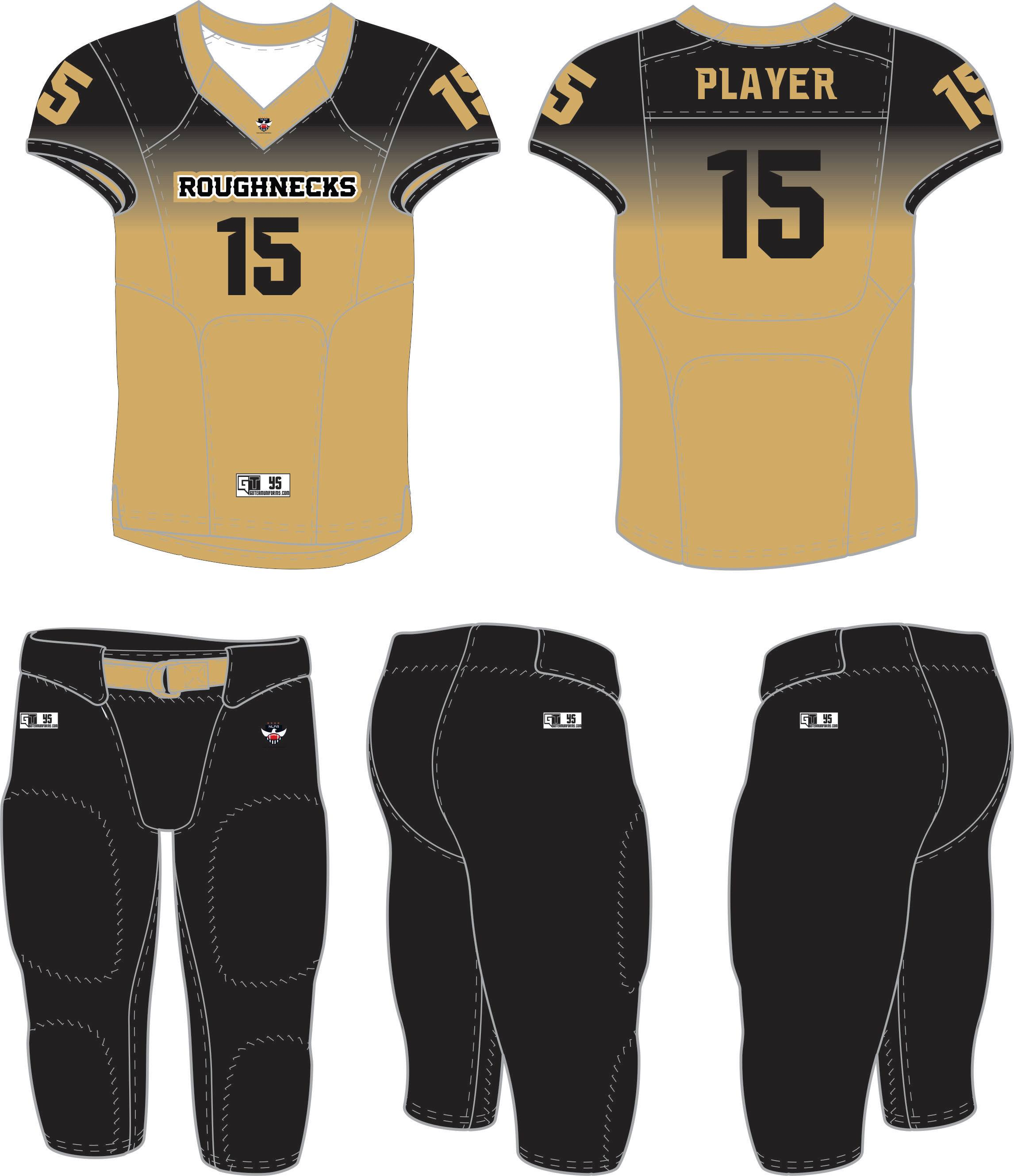 Wranglers Tackle Uniform