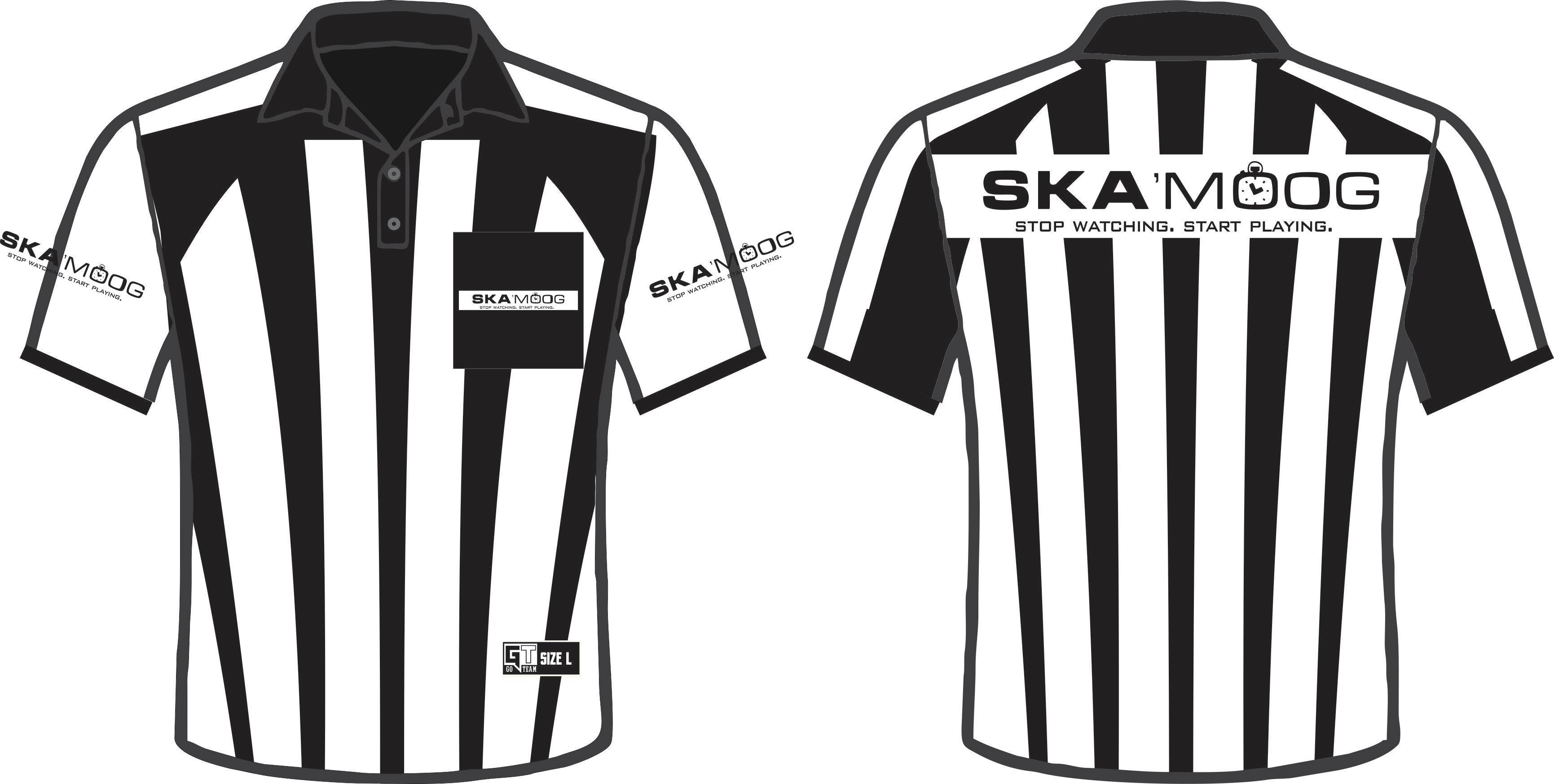 Skamoog Referee Polo