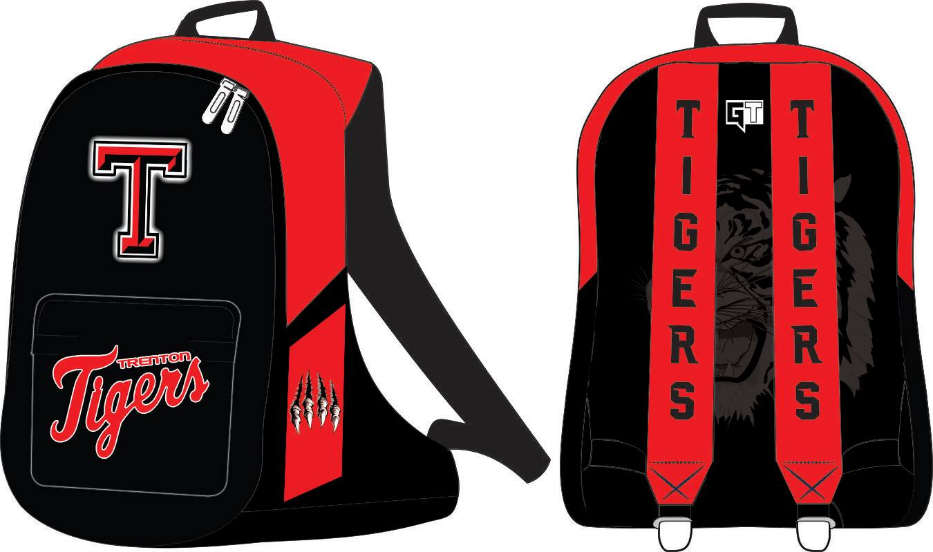 Trenton Tigers Backpack