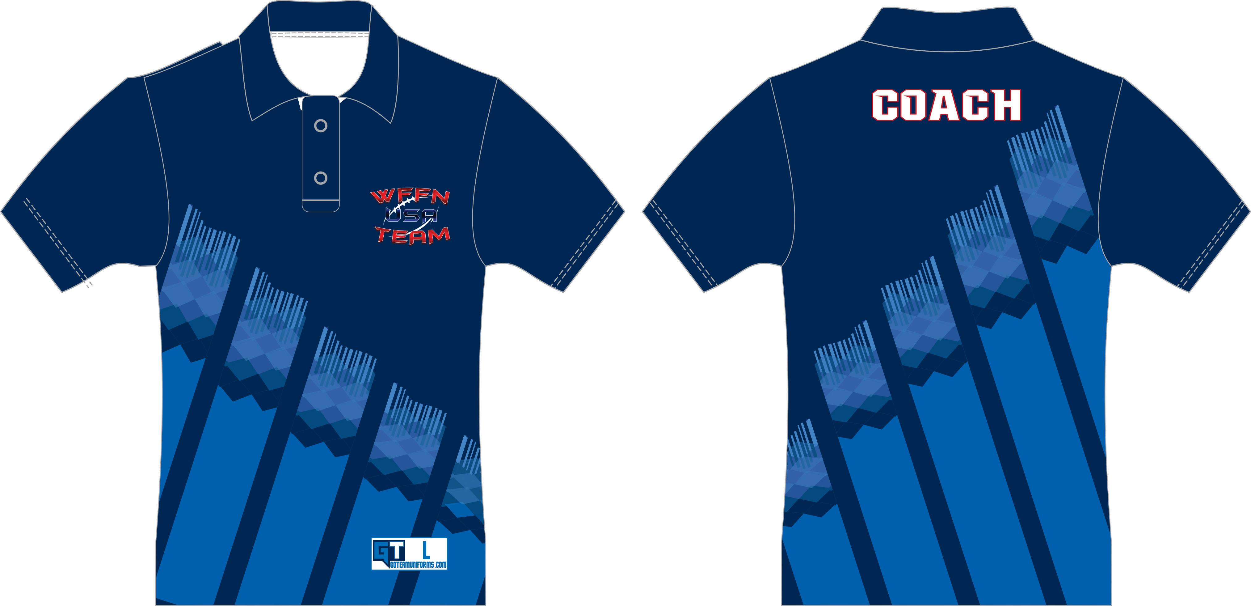 WFFN Coaches Polo
