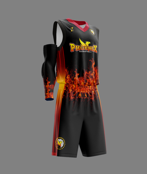 Basketball Set - Phoenix