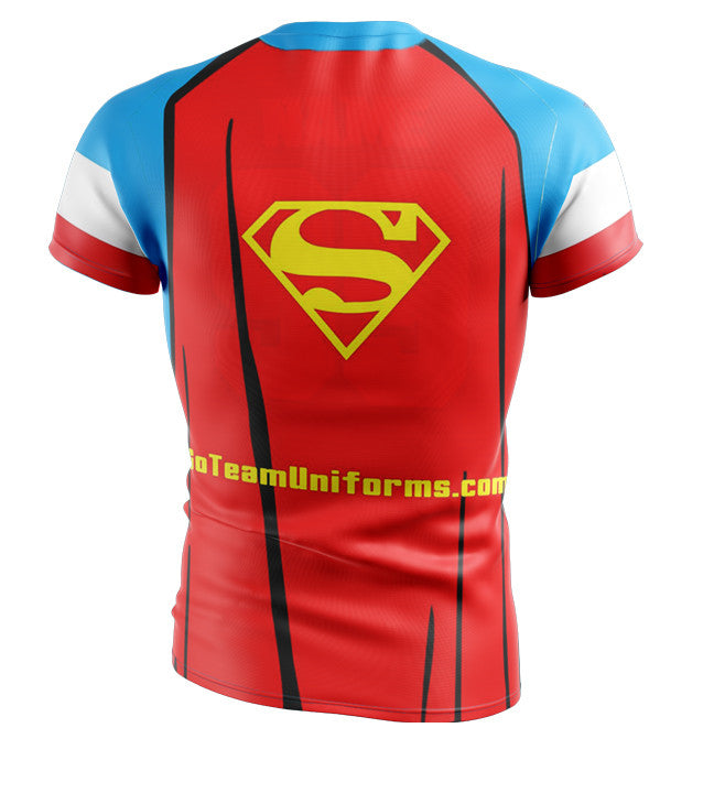 Flag Football-Superman