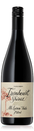 """Ironheart"" Shiraz"