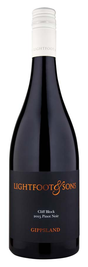 Cliff Block Pinot Noir