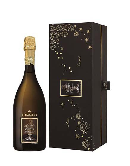 Cuvée Louise Brut Nature 750ml in Gift Box