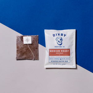 Bixby Steeped Coffee Bags