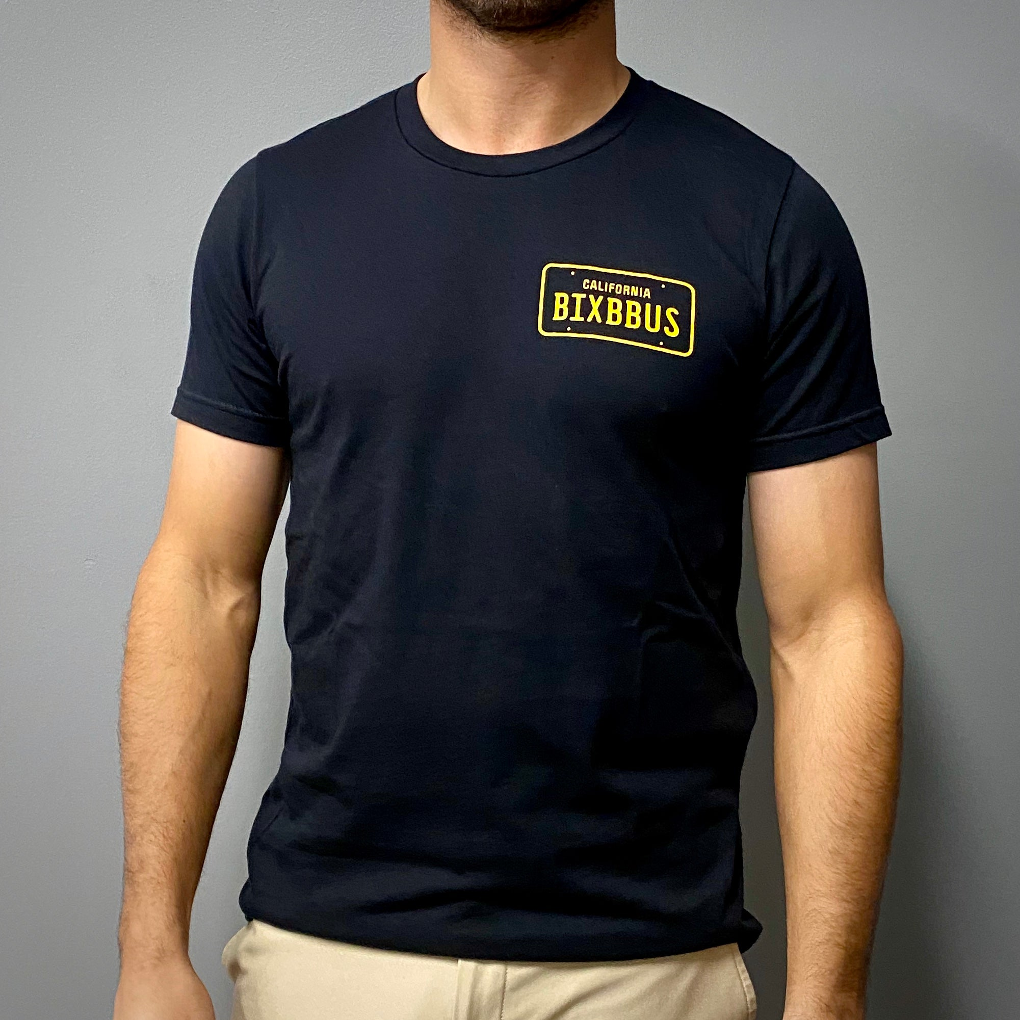 Black Bixby Bus Tee