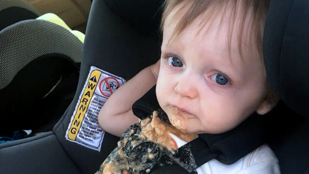 What To Do When Your Kid Throws Up In The Car