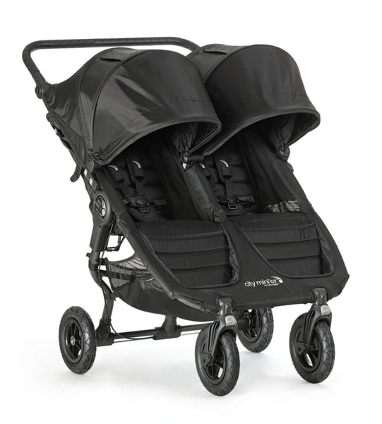 Pre-loved Baby Jogger City Mini GT Double Stroller