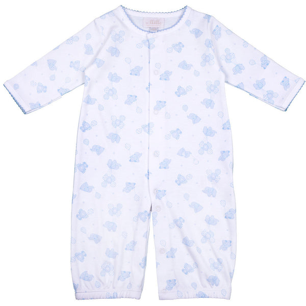 Flying Elephant Softest Pima Cotton Convertible Boys