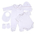Ellillo Signature Softest Pima Cotton Clothing Set