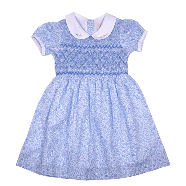 Softest Pima Cotton Hand Embroidery Dress