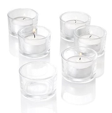 114 x Glass Votives BUNDLE (R5)