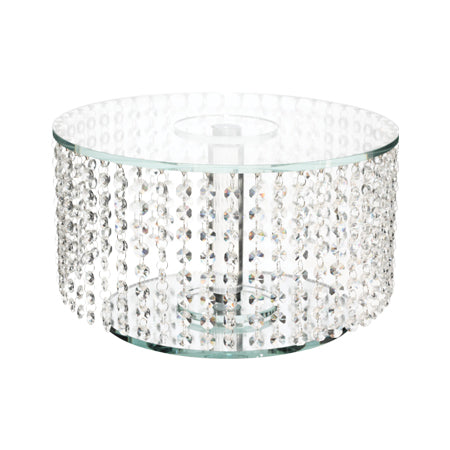 1 X Crystal Cascade Cake Stand ( R500)