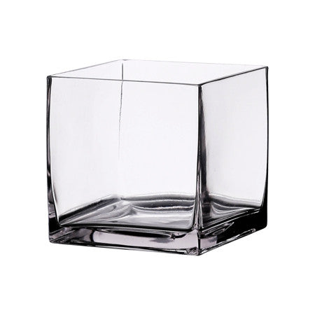 Clear Tank Vase