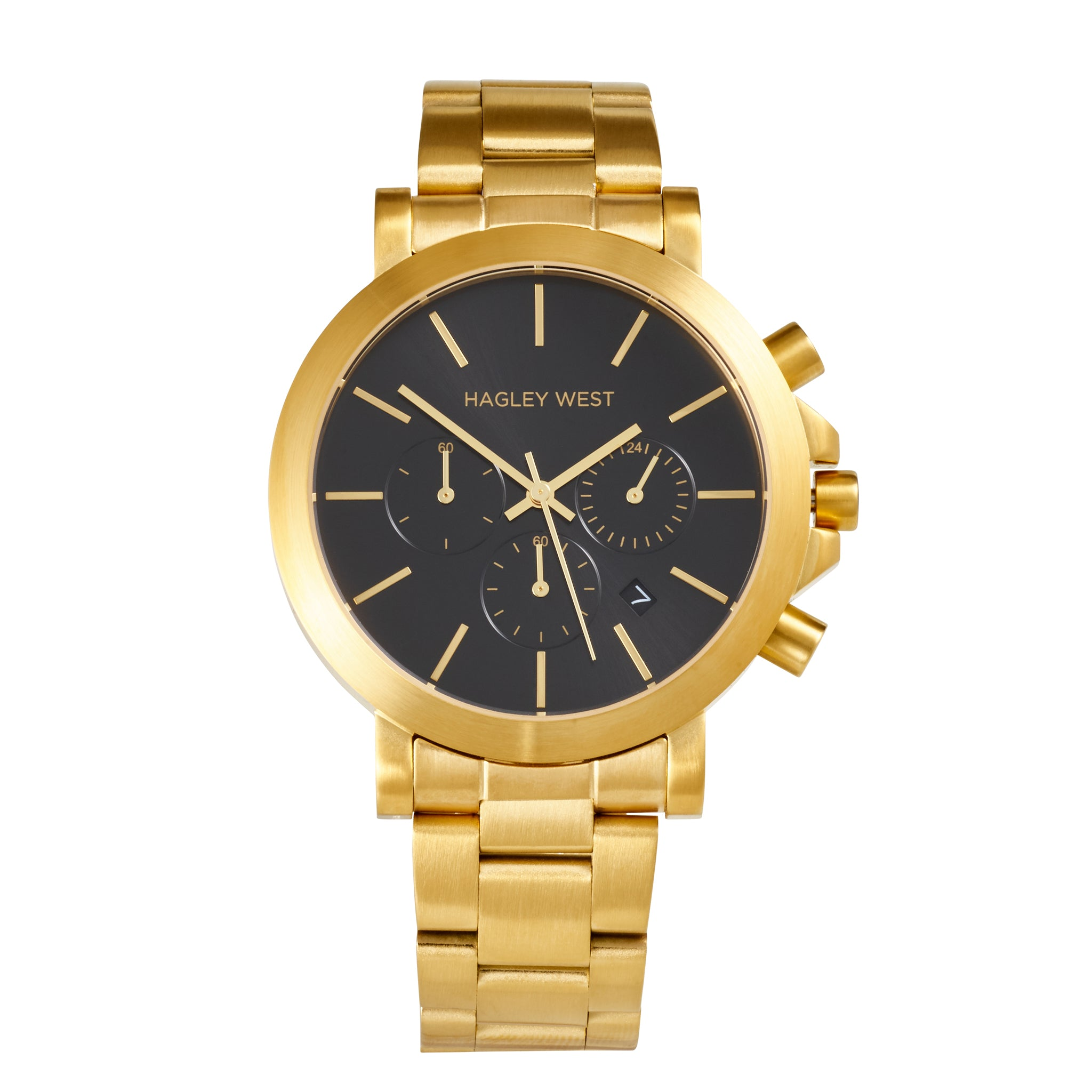 Chrono - HWW015 | Gold/Gold Link