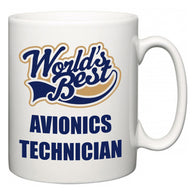 World's Best Avionics Technician  Mug