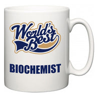 World's Best Biochemist  Mug