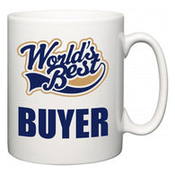 World's Best Buyer  Mug
