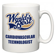 World's Best Cardiovascular Technologist  Mug