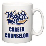 World's Best Career Counselor  Mug