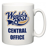 World's Best Central Office  Mug