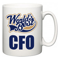 World's Best CFO  Mug