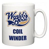 World's Best Coil Winder  Mug