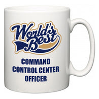 World's Best Command Control Center Officer  Mug