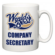 World's Best Company secretary  Mug