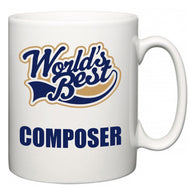 World's Best Composer  Mug