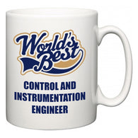 World's Best Control and instrumentation engineer  Mug