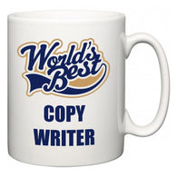 World's Best Copy Writer  Mug