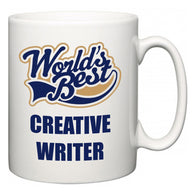 World's Best Creative Writer  Mug